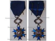 France National Order Merit Knight's Cross 1963 5th Republic