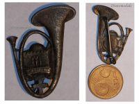France WW1 8th Infantry Battalion Sidi Brahim badge pin insignia WWI 1914 1918 Decoration French Great War