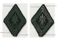 France Foreign Legion NCO Non Commissioned Officers Patch Model 1945