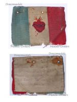 France WWI Patch Sacred Heart of Jesus