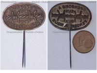 France WWII Prisoners of War Support Stickpin