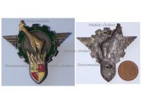 France Badge 425 Paratroopers Command Support Battalion by Drago