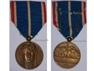 France WW1 Ruhr Rhineland Commemorative Military Medal 1918 1930 French Decoration Great War Award