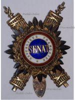 France WW1 Senator Badge French Senate Medal WWI 1914 1918 3rd Republic Decoration Insignia Great War Maker Andrien Chobillon