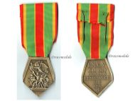 France Medal of the French National Federation of Volunteer Combatants FNCV Bronze Class