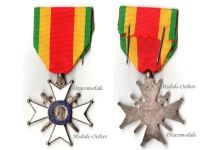 France Recognition Cross of the French National Union of Retired Non Commissioned Officers UNSOR 1930