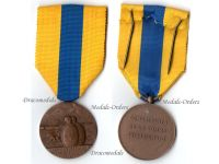 France Somme Battle Military Medal WWI WWII 1914 1940 French Decoration WW1 WW2 Great War Blitzkrieg Paris Mint