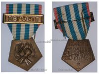 France WW2 Medal Deportees Internment Resistance Bar Deportee WWII 1939 1945 Decoration French Award