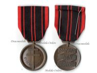 France WW2 National Resistance Maquis Military Medal WWII 1939 1945 French Decoration Award