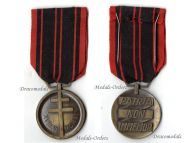France WW2 National Resistance Maquis Military Medal WWII 1939 1945 French Decoration Award 9th Type by Arthus Bertrand