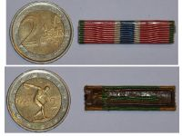 France WW2 Civil Deportees Prisoners Hostages PoW Medal Ribbon bar French Decoration Great War 1914 1918