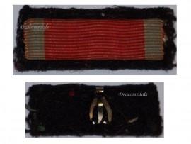 France Royal Order Cambodia Ribbon bar Military Medal WW2 French Protectorate Decoration 1939 1945 Award