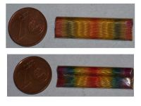 France WWI Victory Interallied Medal Ribbon Bar