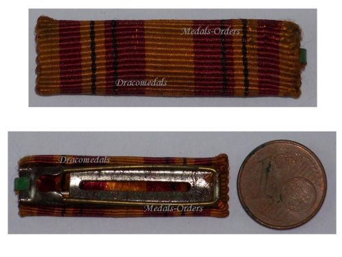 France WW2 Dunkirk Medal Ribbon Bar Veterans 1940 Commemorative French Decoration WWII 1939 1945