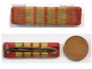 France WW2 War Cross Croix de Guerre 1939 Ribbon bar Military Medal Decoration French WWII 1940 1945