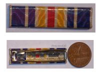 France WW2 Wound Badge Military Medal Combat Wounded Ribbon bar WWII 1939 1945 French Decoration