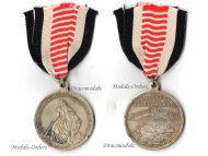 Germany South West Africa Colonial Medal Unofficial 1907 for Combatants of the Herero Mamaqua Rebellion 1904 1906