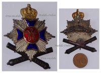 Germany Centenary Jubilee Badge 46th Lower Saxony Field Artillery Regiment N.46 1813 1913 German Decoration