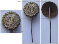 Germany Sports Badge Stickpin by Werner W. Redo Saarlouis 1920 1930