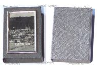 Germany Hesse WWI Patriotic Match Box Case Prum Eifel