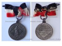 Germany WWI The Iron Hindenburg Commemorative Medal 1915