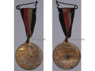 Germany WWI Imperial German Flying Corps Patriotic Medal 1912