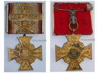 Germany WW1 Regimental Cross Honor Bavaria 1st Royal Infantry Regiment Decoration Great War WWI 1914 1918