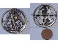 Germany WWI St Michael Badge Patriotic German Prussia Bavaria Decoration WW1 Great War 1914 1918