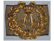 Germany WW1 Bavaria Prince Alfons Gold Badge German Military Medal Bavarian WWI 1914 1918 Great War