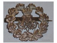 Germany WW1 Bavaria Prince Alfons Silver Badge German Military Medal Bavarian WWI 1914 1918 Great War
