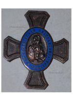 Germany WWI Bavaria Veterans Association Badge Bavarian Land Forces 2nd Type by Deschler
