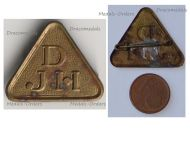 Germany DJH German Youth Hostel Association Membership Badge 1930 1936