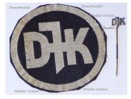 Germany DJK German Youth Sports Association Set Stick Pin Badge & Patch 1920
