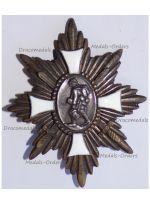 Germany WWI German Field Decoration Honor Badge Hamburg Veterans Association 1914 1918