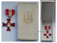 Germany WW1 Medal Hanseatic War Cross Hamburg 1914 1918 Decoration Merit German Great War boxed