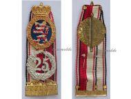 Germany WW1 Hassia Veterans Military Medal 25 years Member Hesse German WWI Great War 1914 1918