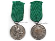 Germany Hesse Hassia Veterans Association Silver Medal for Shooting Contest Named Dated 1932