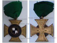 Germany WWI Hohenzollern Veterans Association Cross by W. Volk