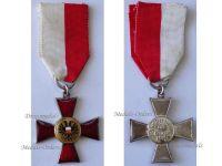 Germany WW1 Hanseatic War Cross Lubeck WWI 1914 1918 Military Medal Decoration Merit German Great War