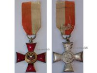Germany WW1 Hanseatic War Cross Lubeck WWI 1914 1918 Military Medal Decoration Merit German Great War