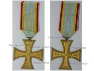 Germany WWI Mecklenburg Schwerin Friedrich Franz's Military Merit Cross 1914 2nd Class