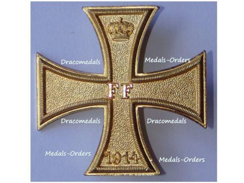Germany WWI Mecklenburg Schwerin Friedrich Franz's Military Merit Cross 1914 1st Class
