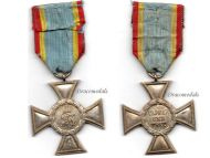 Germany WW1 Mecklenburg Strelitz WW1 Military Cross War Distinction Medal WWI 1914 1918 Decoration