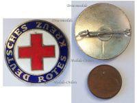 Germany Red Cross Badge Nurse Sister Military Medal 1930 German Decoration Weimar Republic