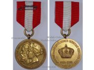 Germany Prussia Jubilee 5th Westphalian Infantry Regiment Nr. 53 Military Medal German 1860 1910 Kaiser Wilhelm II