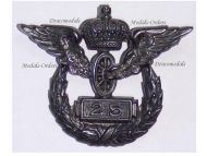 Germany State Railway Service Badge 25 Years Prussia WW1 Medal 1905 1918 Decoration German Railroad Train WWI