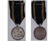 Germany Prussia War Merit Silver Military Medal 1888 1918 Prussian Meritorious Service Decoration Great War