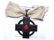 Germany WWI German Red Cross VFV Fatherland Ladies Association Commemorative Medal 1866 1926 for Long Service Nurses by Stubbe