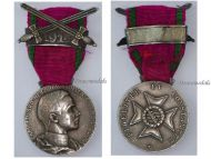 Germany WW1 Saxe Coburg Gotha Order Ernestine Military Medal Merit Swords bar 1914 German Great War WWI