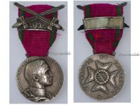 Germany WW1 Saxe Coburg Gotha Order Ernestine Military Medal Merit Swords bar 1914 German Great War WWI